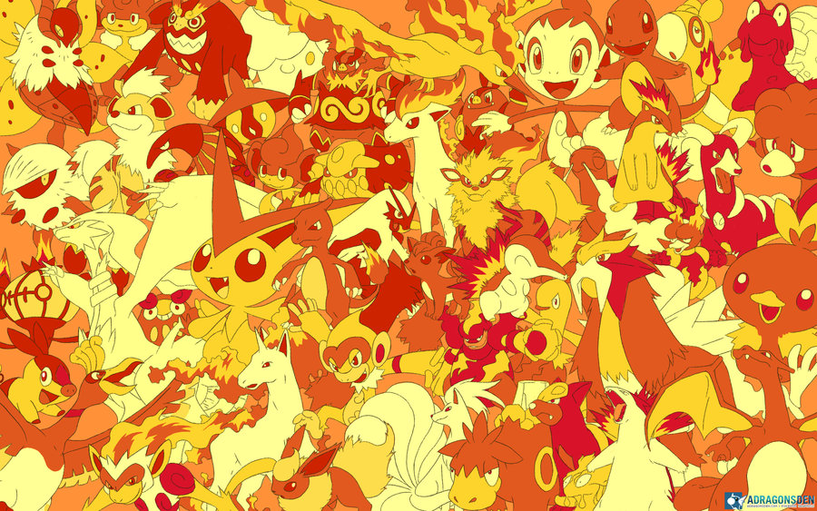 It S Getting Hot In Here Fire Techs For Regionals The Charizard Lounge